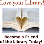 Become a Friend of the Library